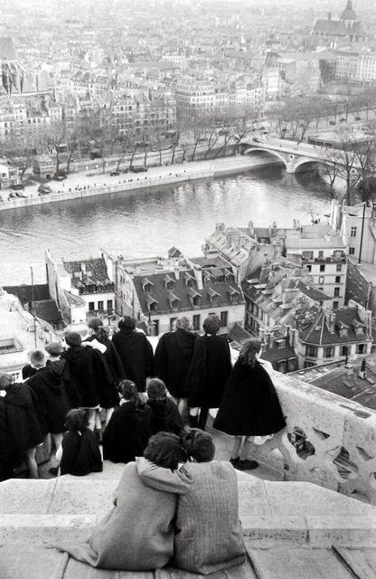 Henri Cartier-Bresson, 'View from Notre Dame, Paris, France', 1952, Peter Fetterman Gallery
