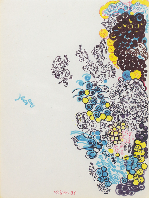 , 'Untitled ©Christian Berst,' 1991, Eva Hober