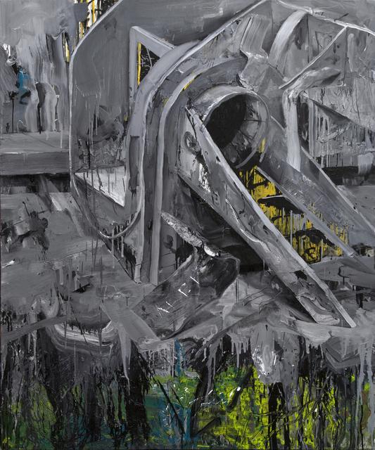 , '#1211411,' 2012, Galerie Kornfeld