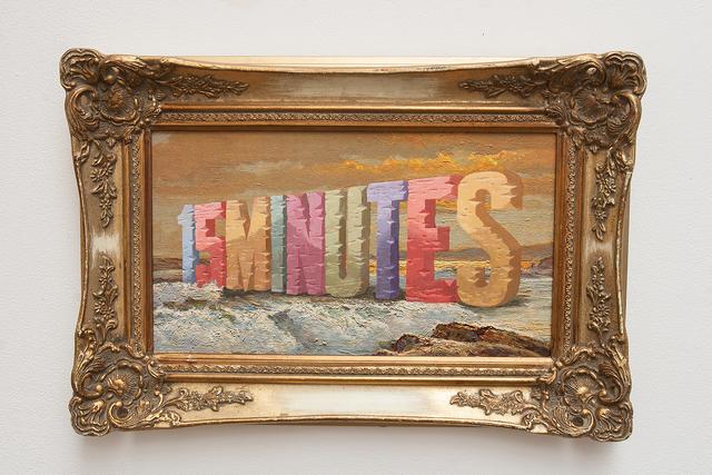 , '15 MINUTES,' 2015, Joshua Liner Gallery