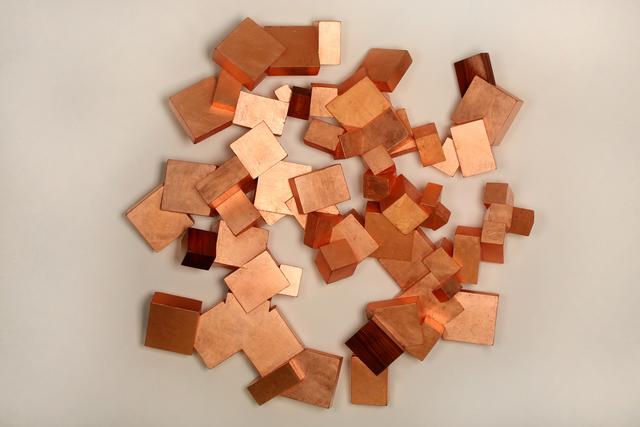Chloe Hedden, 'Copper and Boire Pyrite', 2019, Walker Fine Art