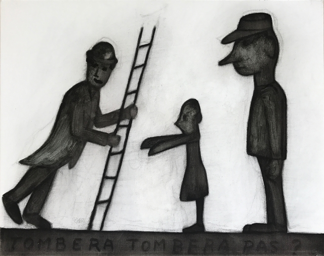 , 'Tombera, Tombera pas?,' 2016, Galerie Camille