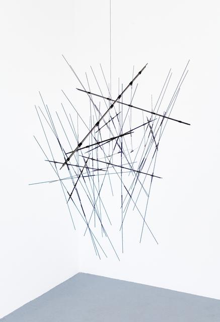 , 'Linienschiff 18:47,' 2008, Mario Mauroner Contemporary Art Salzburg-Vienna