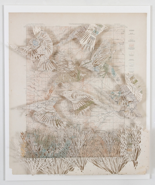 , 'From the Earth,' 2016, Diehl Gallery