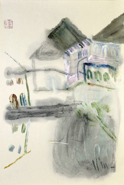 , 'Spring Pond,' 2011, Alisan Fine Arts