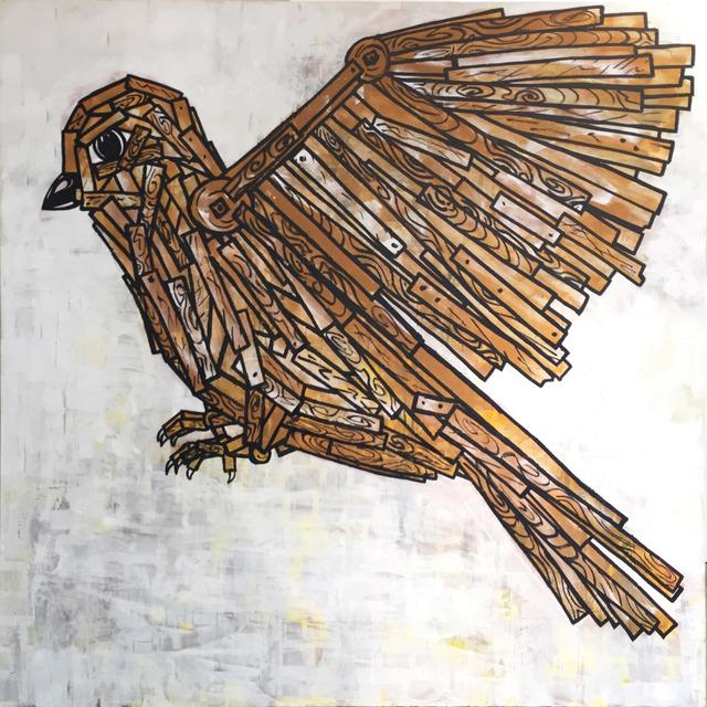 , 'Free,' 2015, Dan Gallery
