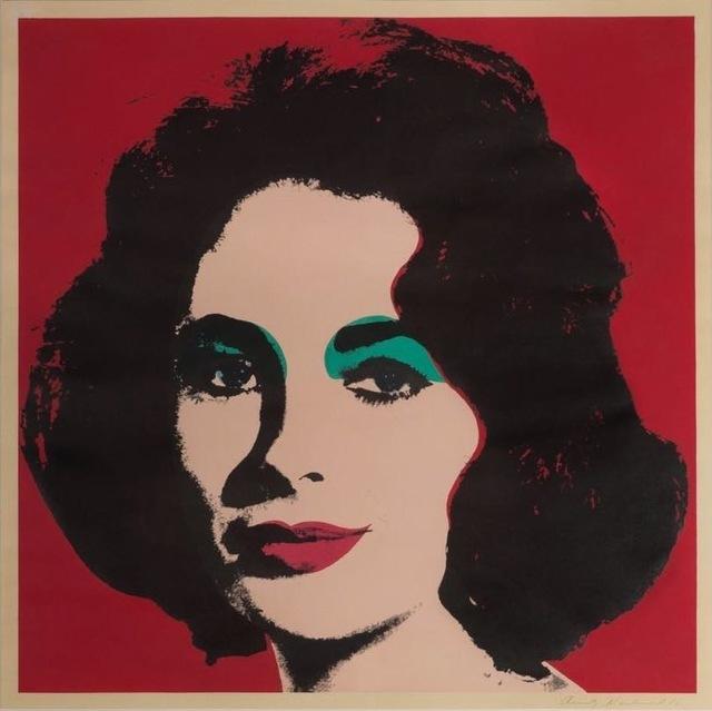 , 'Liz FS II.7,' 1964, Gregg Shienbaum Fine Art