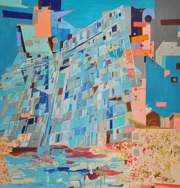, 'A Standard Walk,' 2010, Elisa Contemporary