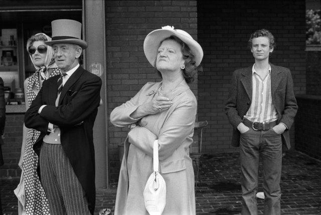 , 'Eton Harrow cricket match,' 1975, Les Douches La Galerie