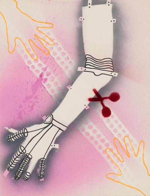 , 'Arm,' 1965, Simone Subal