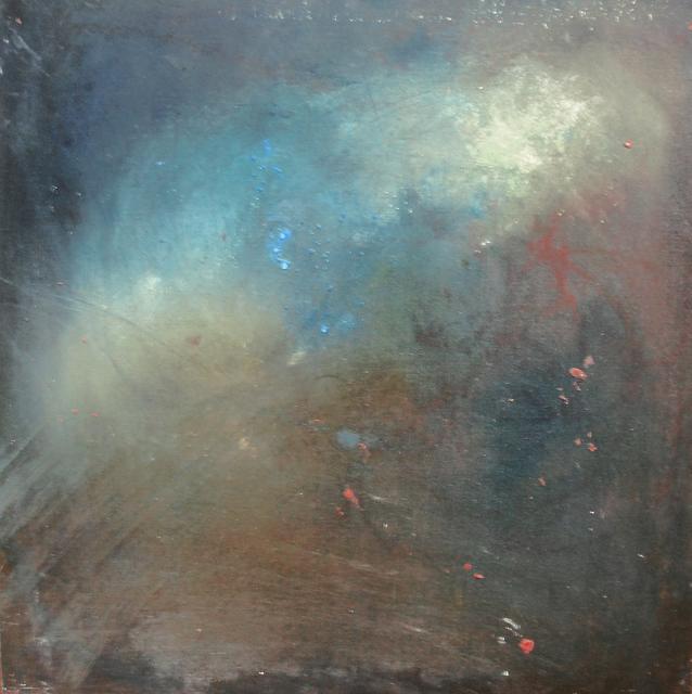 Stephanie Visser, 'Seeing Things: Untitled #3, acrylic on wood panel', 2012, Wallspace