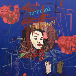 , 'A Normal Person,' 2015, CIRCA Gallery