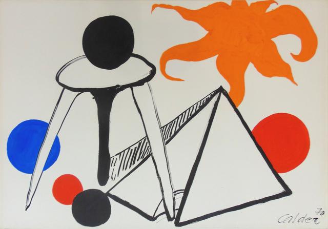 , ' On the Moon,' 1970, Gilden's Art Gallery