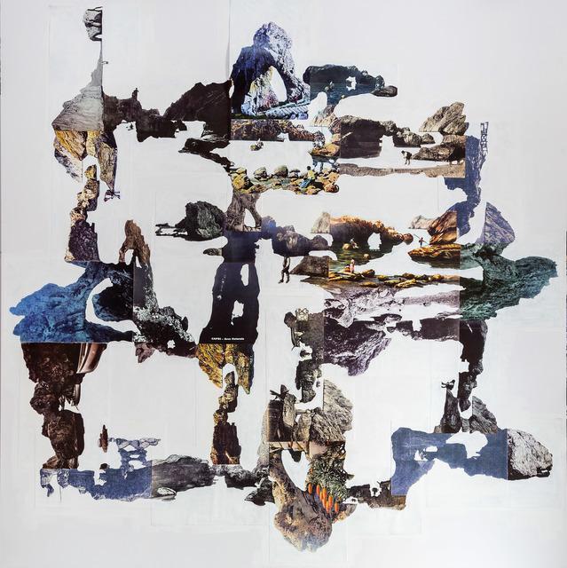 , 'Paesaggio del mito 2,' 2016, Umberto Di Marino