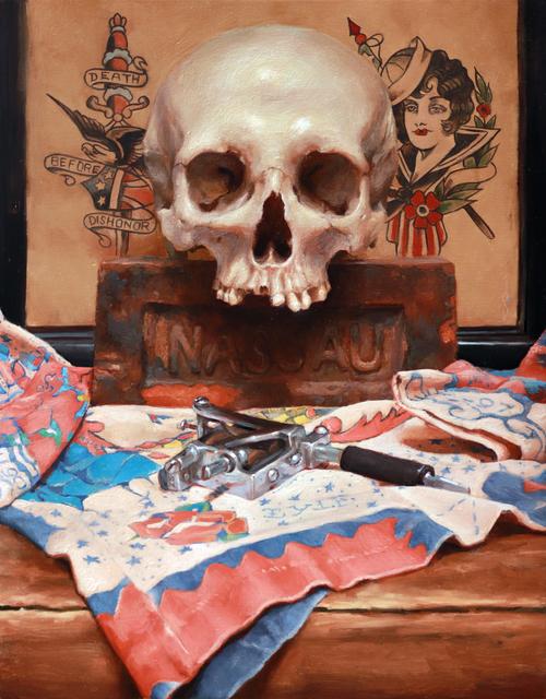 , 'Vanitas III, (Ode to Lyle),' 2019, Maxwell Alexander Gallery