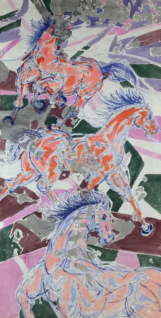 , 'Horse,' 2015, Xia Men Challengearts Gallery