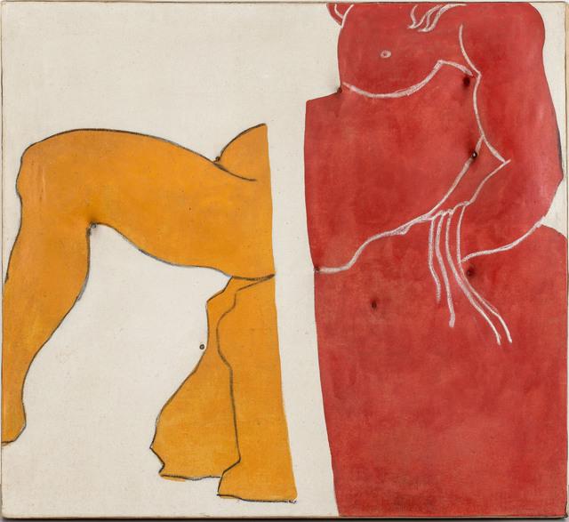 , 'Piazza Navona (particolare),' 1964, Erica Ravenna Fiorentini Arte Contemporanea