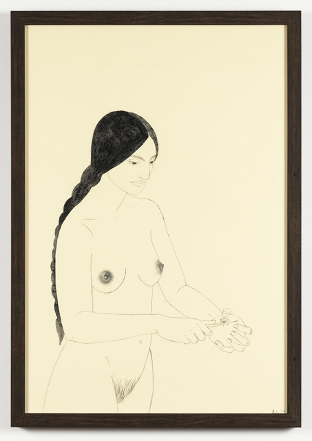 , 'Noor,' 2020, Iris Project