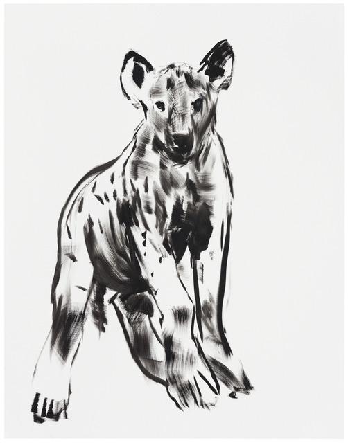 , 'ohne Titel (HB17GRA),' 2017, Galería Heinrich Ehrhardt