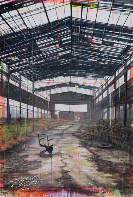 , 'Ironhorse Billerica 2,' 2016, Winston Wächter Fine Art