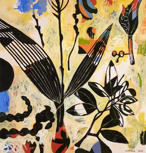 , 'Botanical Study I,' 2016, Conduit Gallery
