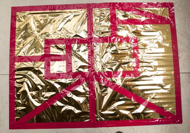 , 'Zero Flag #2,' 2018, Galeria Carles Taché