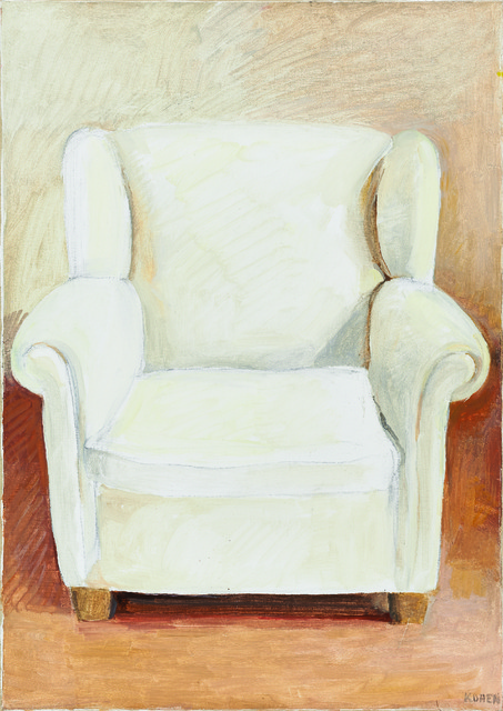 , 'El Sillon (The armchair),' 1999, Cecilia de Torres Ltd.