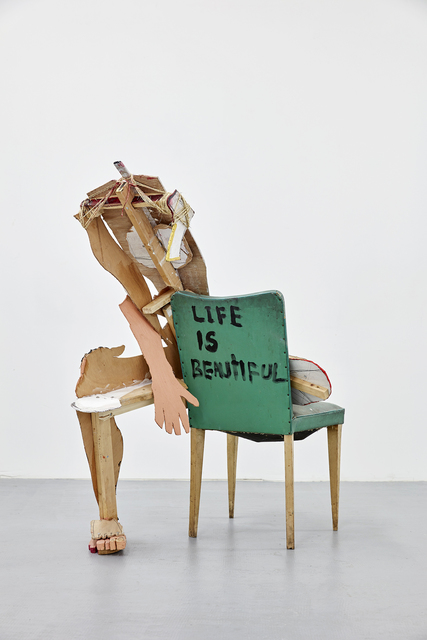, 'Life is beautiful,' 2018, In Situ - Fabienne Leclerc