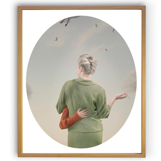 , 'Melanie The Birds,' 2016, Galerie Goutal