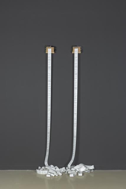 Nolan Oswald Dennis, 'Biko/Fanon', 2018, Goodman Gallery