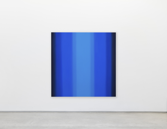 , 'Blue Light 1-S6060, Sequence Series ,' 2018, Edward Cella Art and Architecture