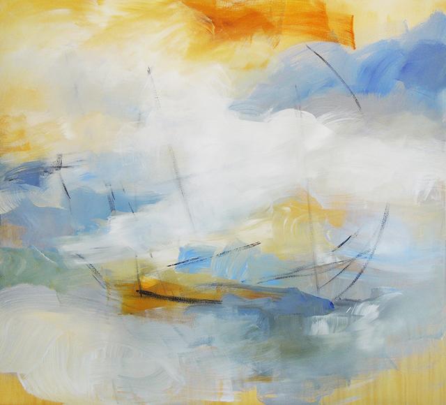 , 'Blue Dusk,' , Galerie d'Orsay