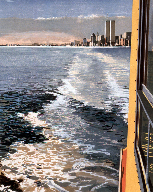 , 'Study VI, New York Harbor,' 1997, Marlborough Gallery