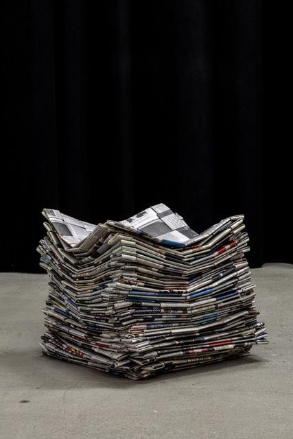 Maren Hassinger, 'Sit Upons', 2010, Tiwani Contemporary