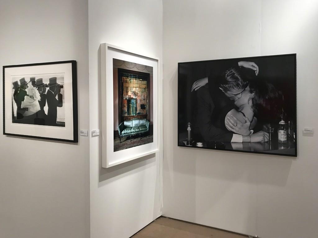 Holden Luntz Gallery, Palm Beach Modern + Contemporary 2019 Frank Horvat, Michael Eastman & Harry Benson