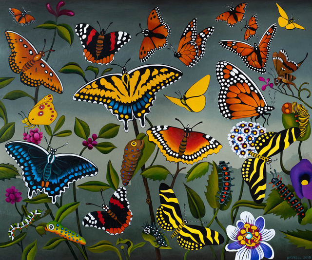 Billy Hassell, 'Butterfly Effect', 2019, Conduit Gallery