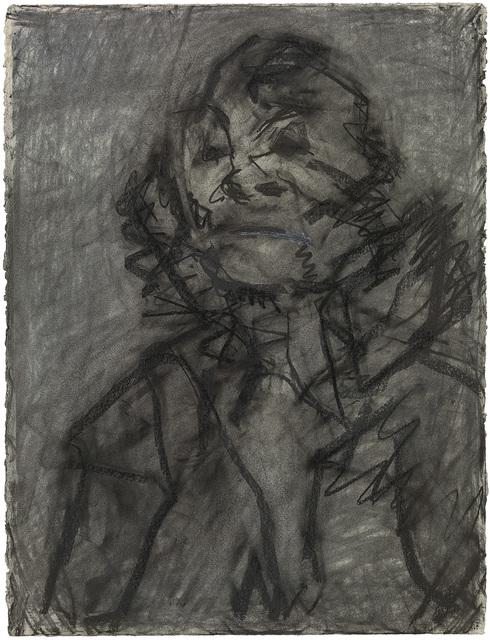 , 'Head of JYM II,' 1980, Richard Green Gallery