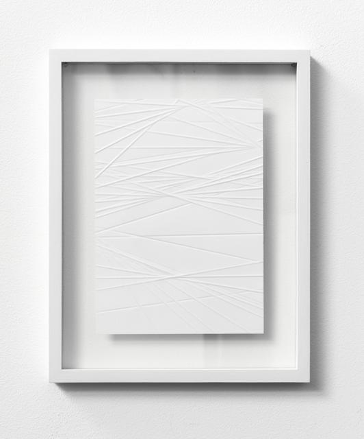 Schirin Kretschmann, '#060', 2015, Galerie Gisela Clement