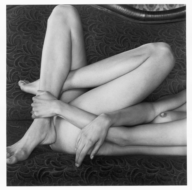 , 'Entwinning MJ,' 1981, Kahmann Gallery