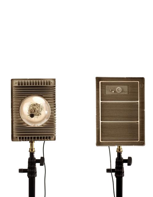 , 'Machine / Instrument No. 4,' 2017, MARS
