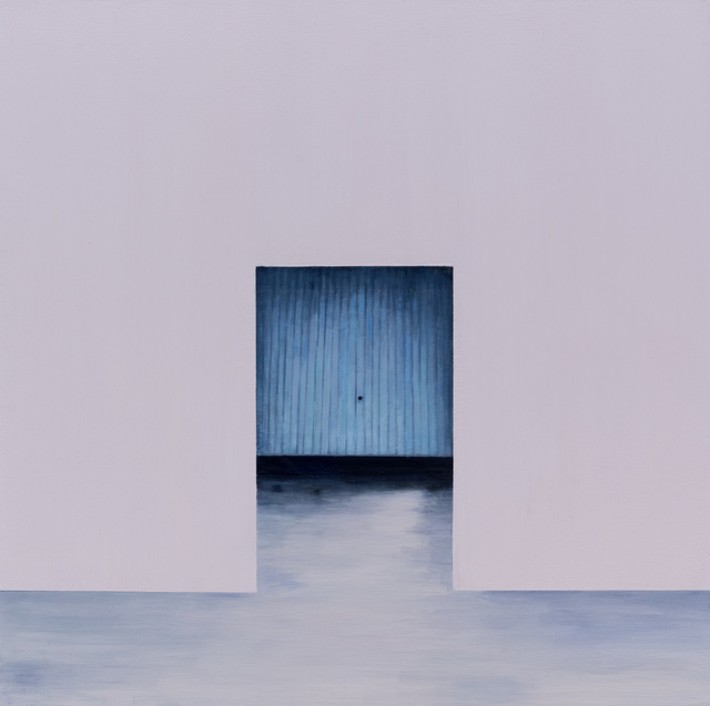 Joe Lima, 'Blue Entrance', 2019, Galerie Nicolas Robert