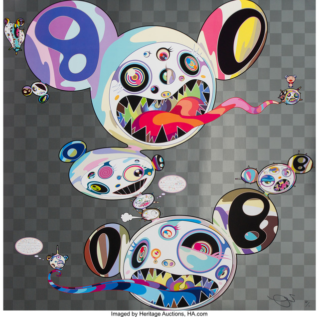 Takashi Murakami, 'Parallel Universe', 2014, Heritage Auctions