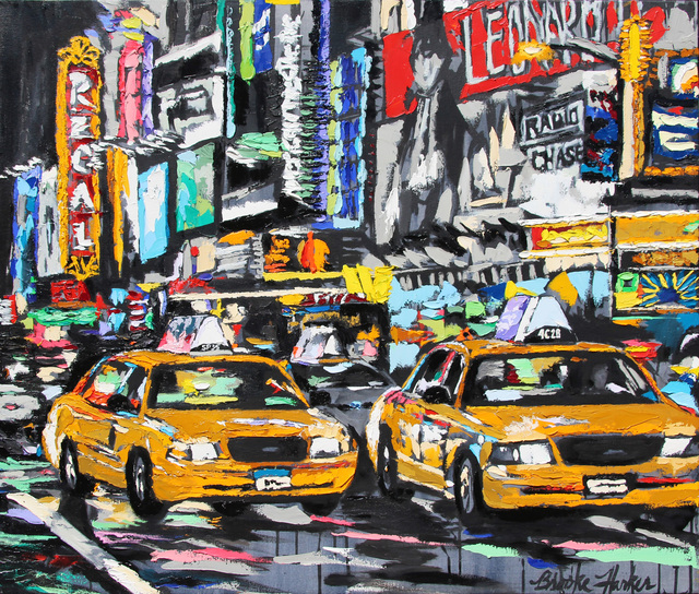 Brooke Harker, 'Parade of Taxis', 2019, Castelli Art Space