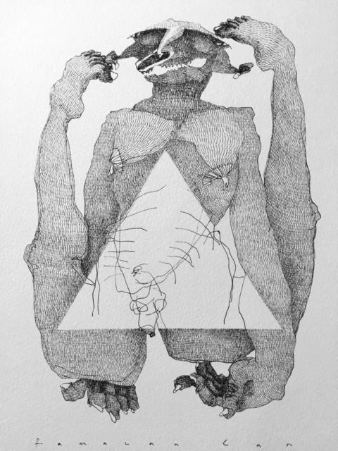 , 'Illumination - Aydınlık,' 2017, Anna Laudel