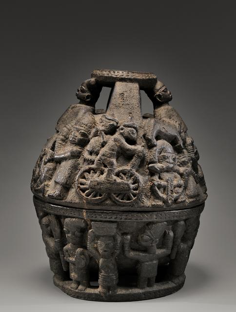 , 'Bowl (Opon Igede Ifa),' 1923, Princeton University Art Museum
