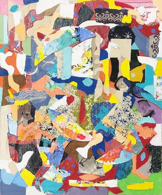 George Schulman, 'Lonely Heart Series 10', 2019, Lawrence Fine Art