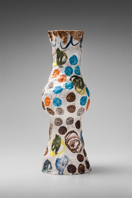 , 'Tall vase,' 2015, Niagara Galleries