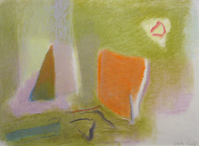 Esteban Vicente, 'Untitled', 1995, Cavalier Ebanks Galleries