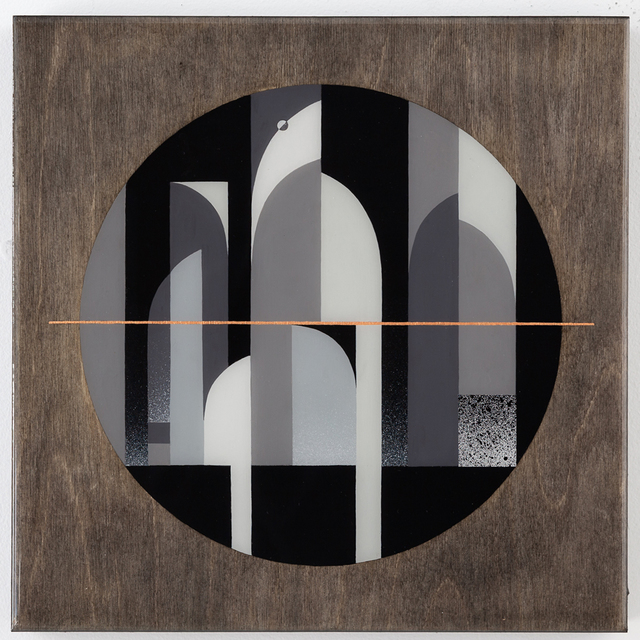 , 'Murray Hill Moon,' 2018, Galerie Matthew Namour