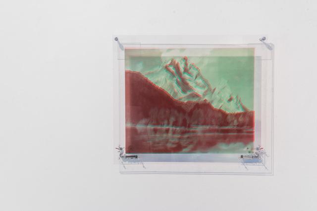 , 'MIGRAINE MOUNTAINS,' 2012, PRISKA PASQUER